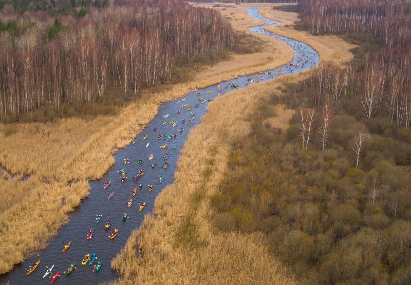 Виханду марафон. Фото Sven Zacek