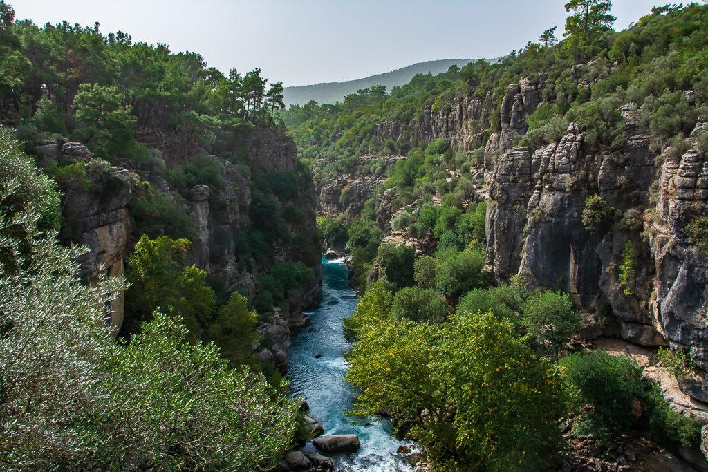 Кёпрюлю каньон