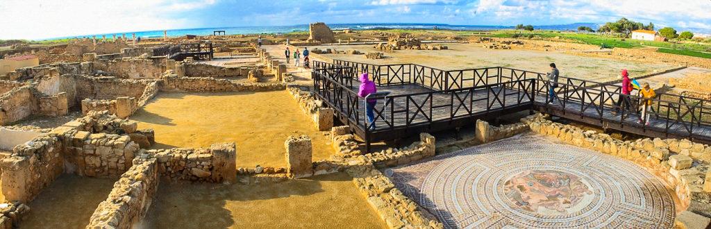 Активный тур Кипр. Пафос