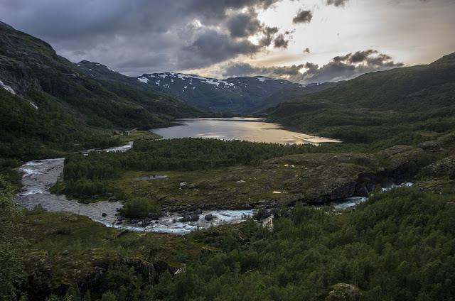 Озера Норвегии