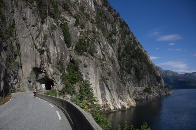 Велопутешествие по Норвегии. Хардангер