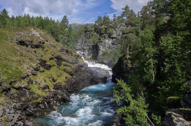 Река Тора, Норвегия