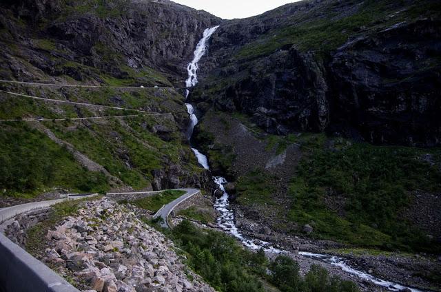 Велопутешестие по Норвегии. Дорога Троллей
