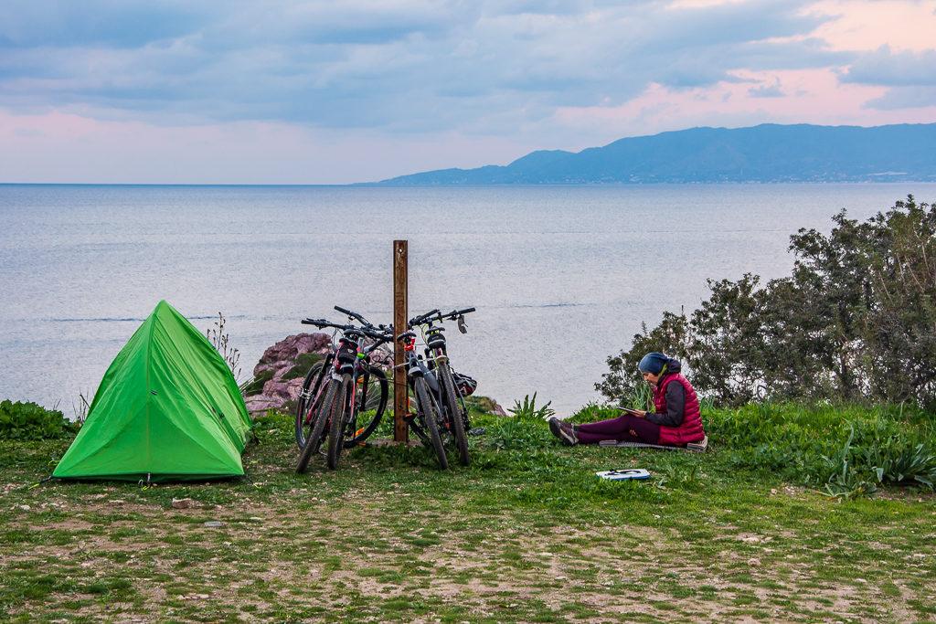 Вело тур по Кипру