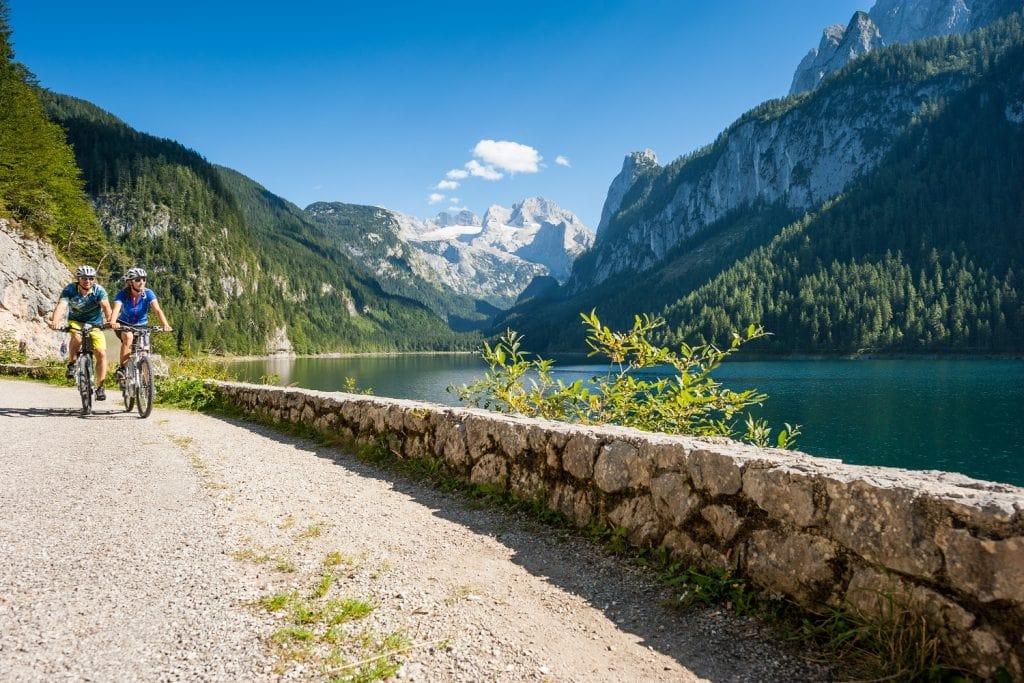 Велотур в Альпах