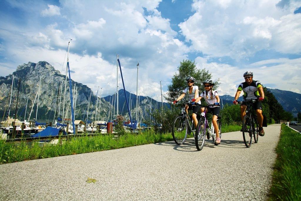 Велотур по Австрии