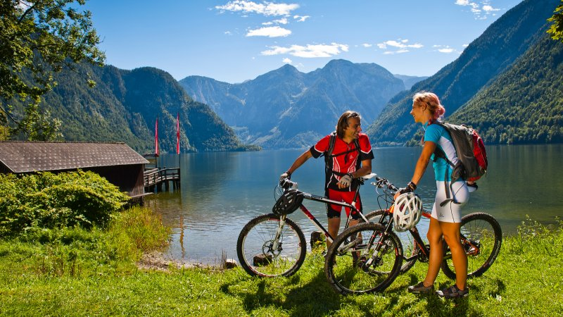 Велотур по Австрии. Озера