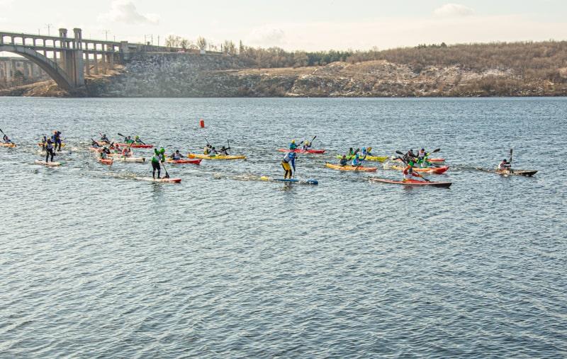 Старт перегонів Bayda Ice Challenge 2020