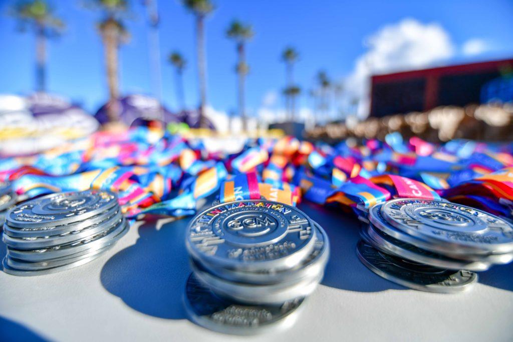 Медали Гран-Канария марафон 2019