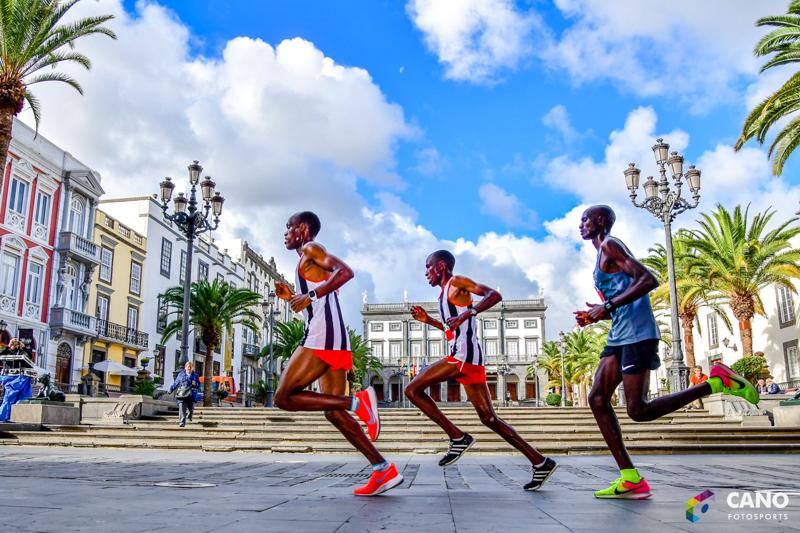 Лидеры Гран-Канария марафон 2019