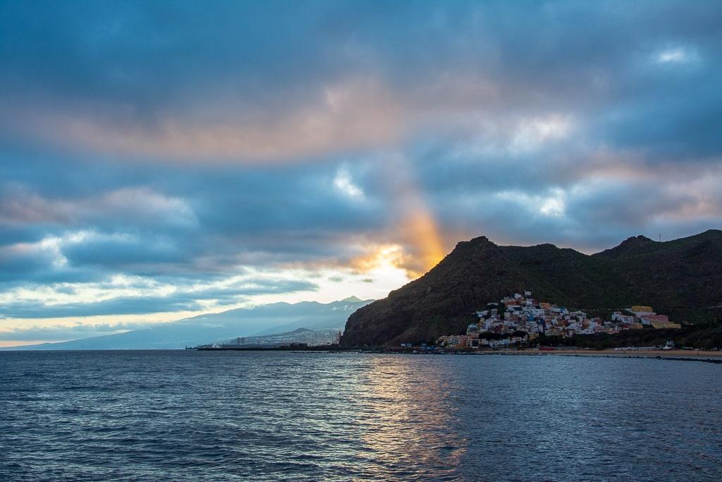 Пляж Teresitas, Тенерифе