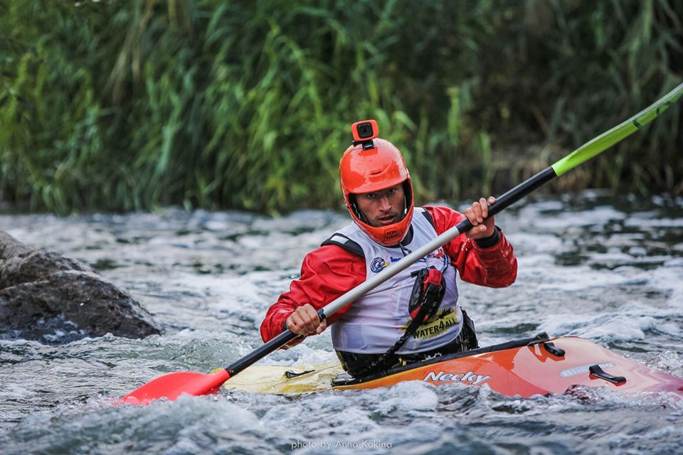 Олександр Кирилаш на змаганнях Water4All