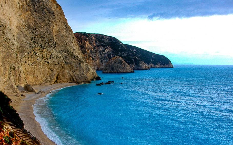 Активний тур по Греції. Острів Лефкас