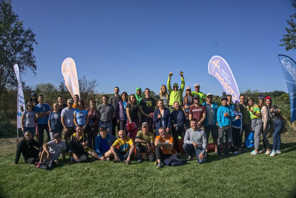 Участники Gard Race 2020