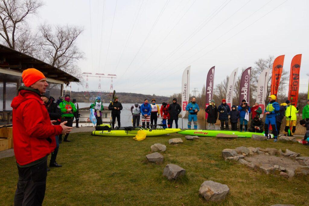 Брифінг на Bayda Ice Challenge 2021